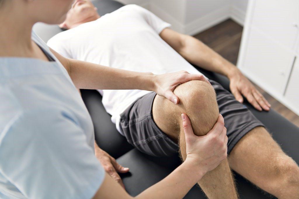 térdfájdalom hosszantartó edzés közben