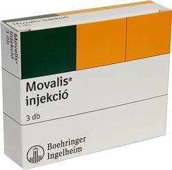 movalis ízületi gyógyszer