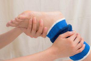 a boka posztraumás deformáló artrózisának kezelése váll ankylosis kezelés