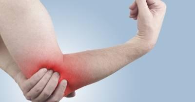 fájdalom a könyökízületben esés után edzés után, váll fájdalom