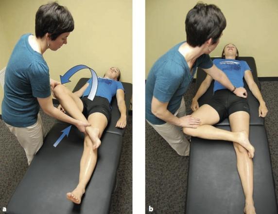 csípőízületi fájdalom edzés után