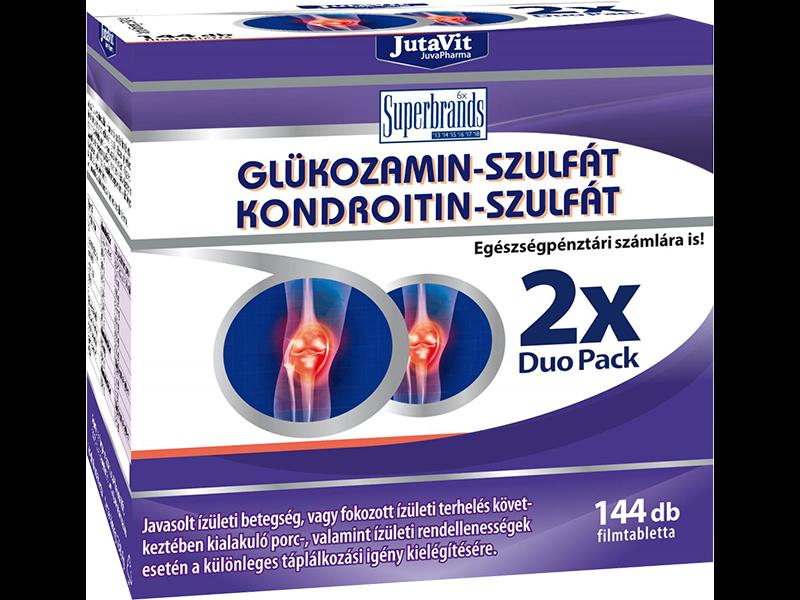 kondroitin-glükozamin kenőcs ízületi fájdalmak gyógyszerek