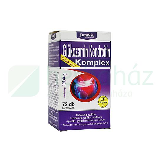 glükózamin és kondroitin komplex tabletta