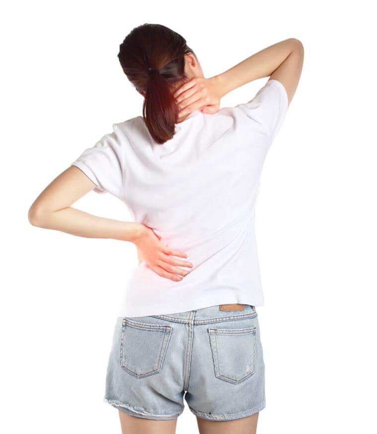 becsípődött idegek a csípőízület kezelésében