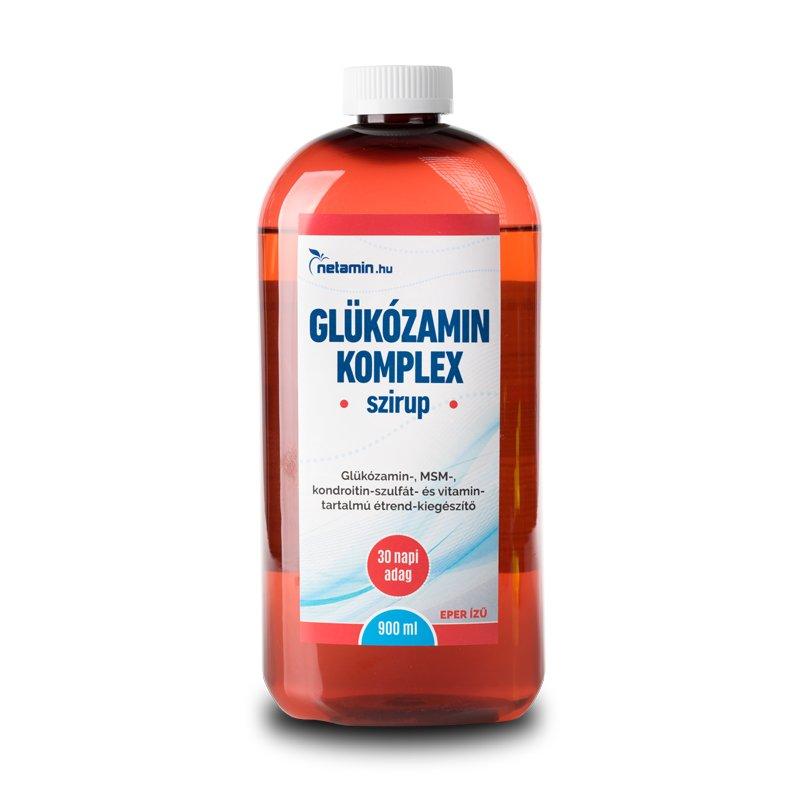 glükozamin-kondroitin komplex gél