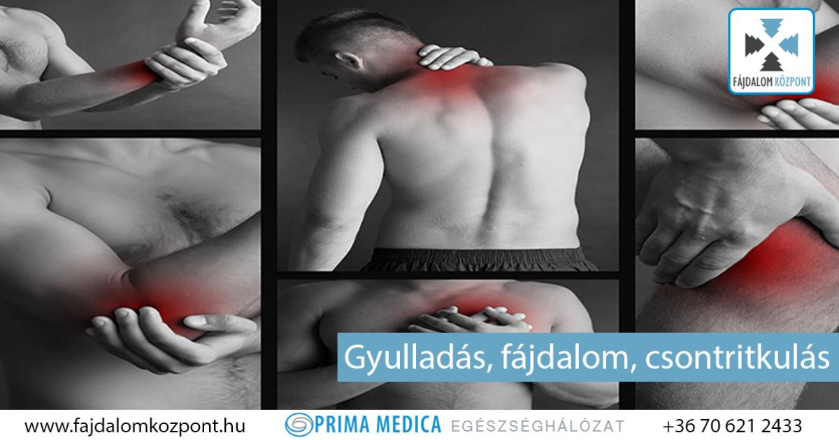 fájdalom a gerincben a bordák ízületeiben