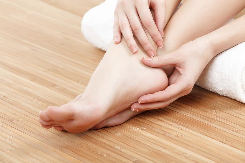 lábfájdalom a lábban rugalmas porc kötőszövet
