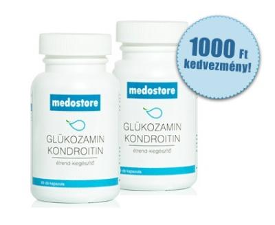 kondroitin-glükozamin költség