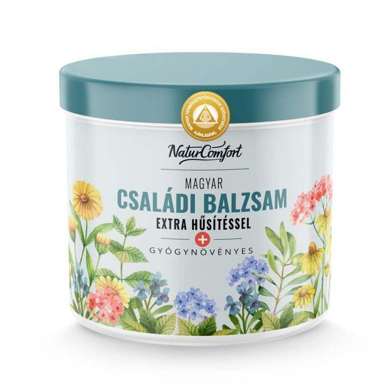 Magyar Családi Balzsam extra hűs 250ml – NaturComfort