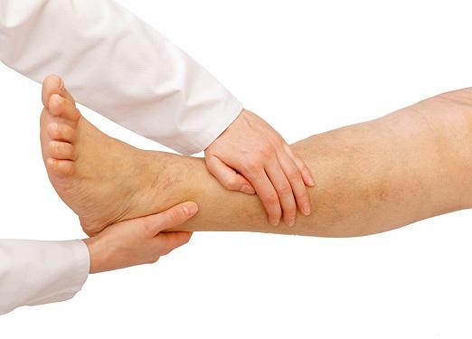 fáj a bal láb lábszára