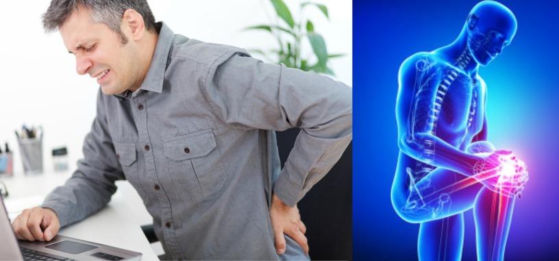 ízületi gyulladásos és artrózisos klinikák diagnosztizálása és kezelése