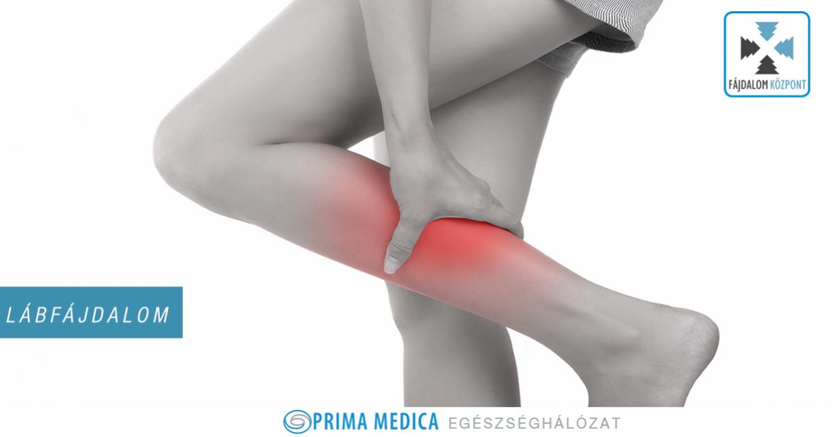 lábfájdalom a lábban térdízület krémkezelés