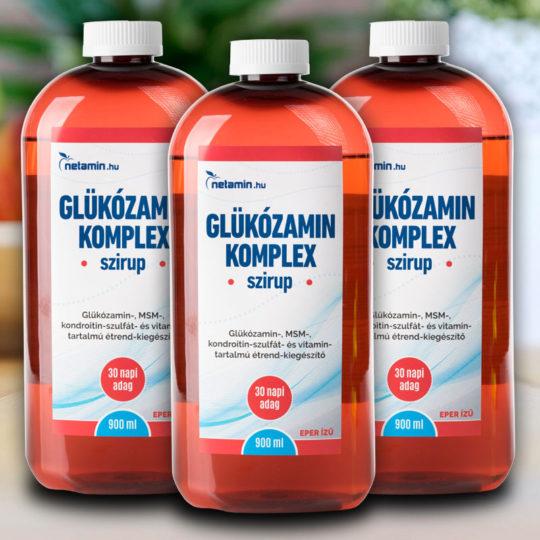 JutaVit Glükozamin Kondroitin MSM filmtabletta 60x+12x | BENU Online Gyógyszertár