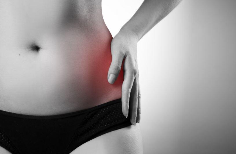 ami csípő fájdalmat jelent