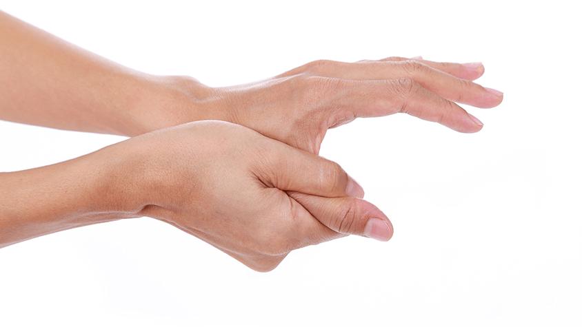 az ujjak ízületeinek fájdalom pszichoszomatikája