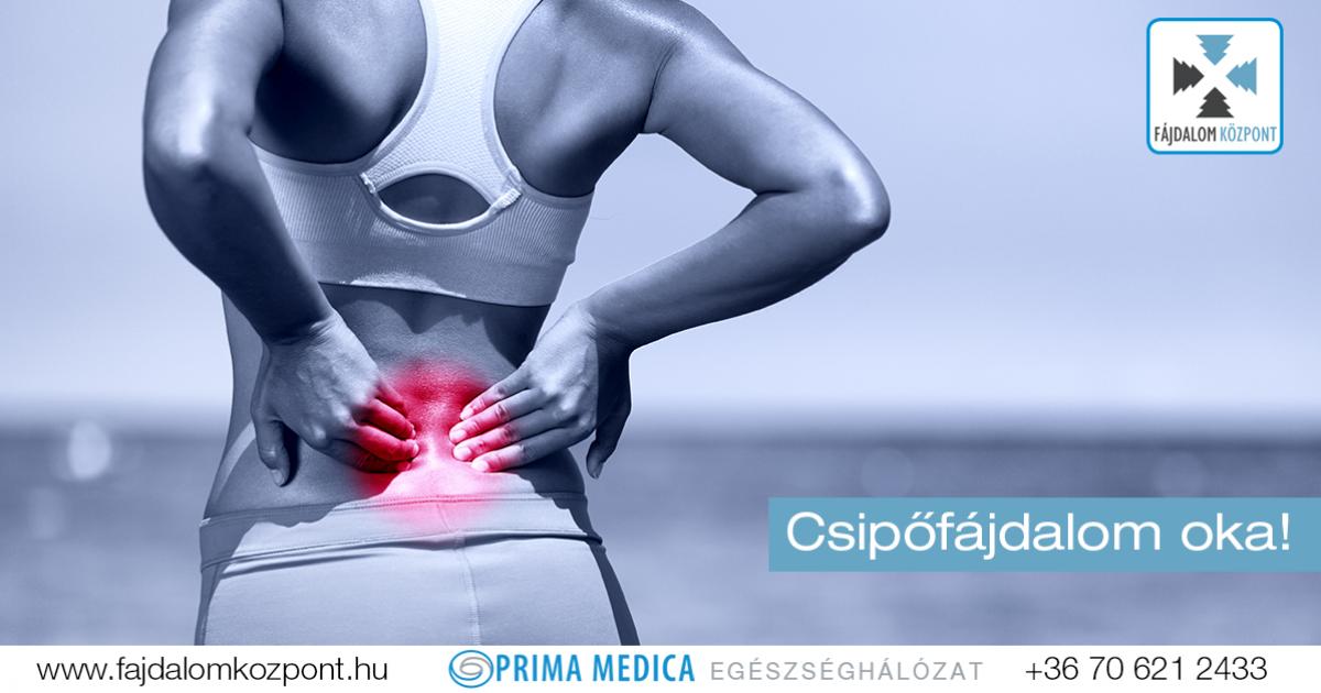 csípőízület fájdalma és kezelése ízületi kezelés kibocsátója