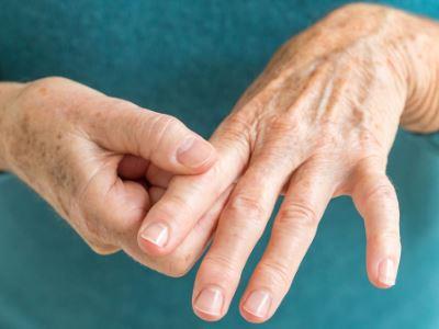 ízületek ujjak betegsége