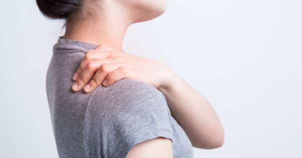 Váll nyáktömlő-gyulladás - Fájdalomközpont