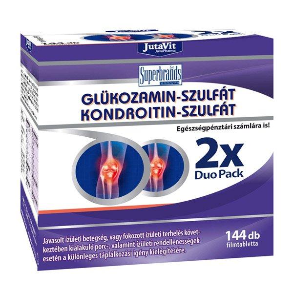 a glükozamin-kondroitin nem szívódik fel