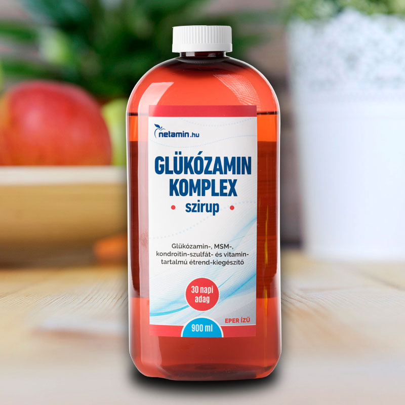 glükozamin-kondroitin adagolás
