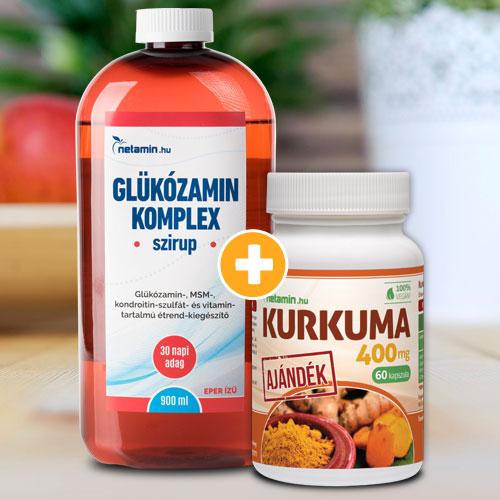 LXR Glükózamin Komplex – db – Somlyó Gyógyszertár – Fót, Vörösmarty tér 4.