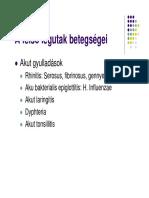 rheumatoid arthrosis tünetek kezelésének diagnosztizálása a boka gyulladása