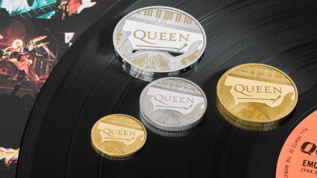Közös érmére került a Queen és a királynő   nlc