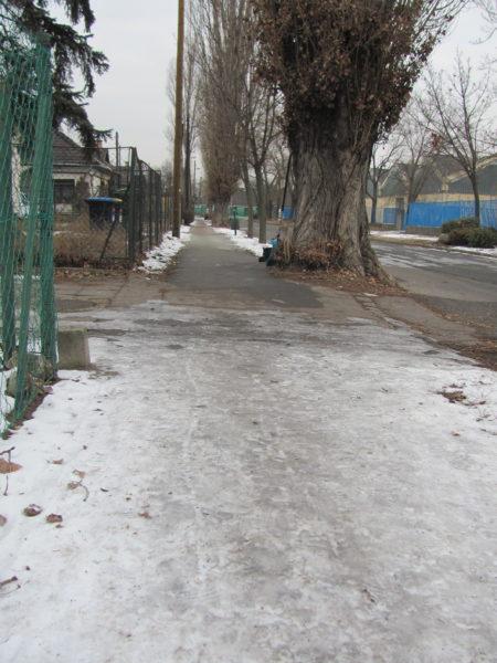 közös kezelés jég