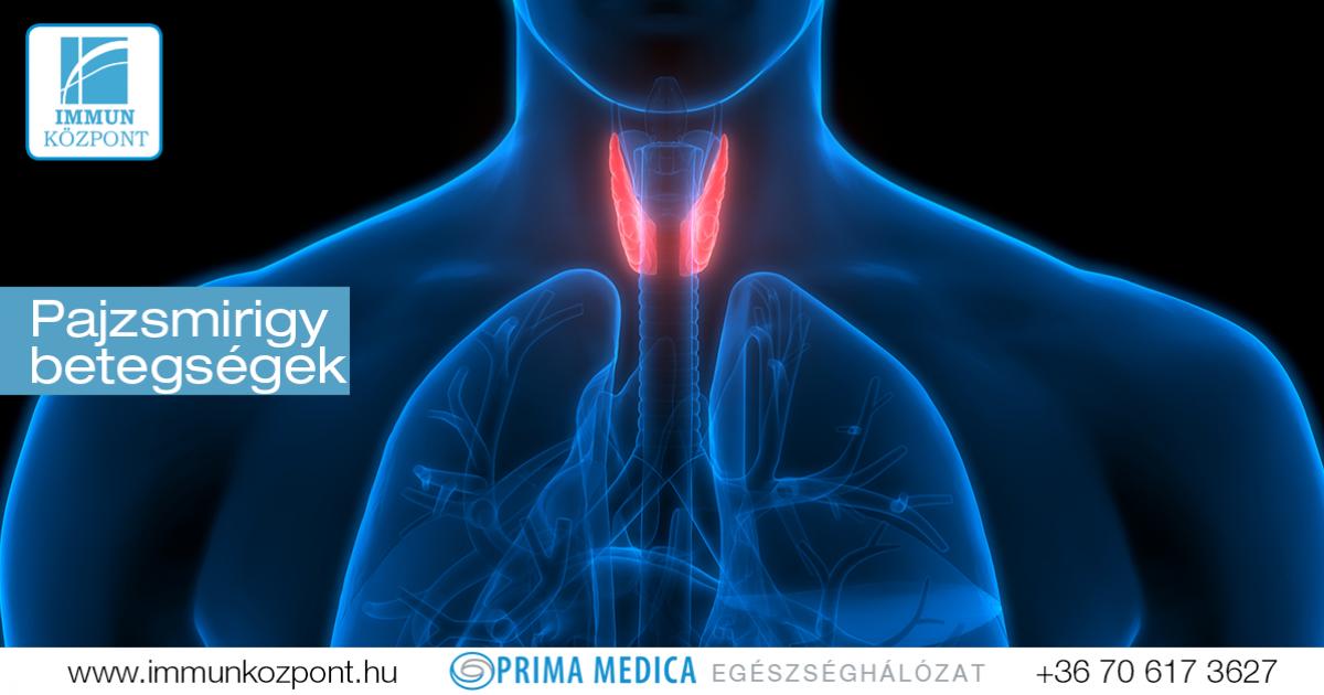 Pajzsmirigy-gyulladás: típusok és tünetek - EgészségKalauz