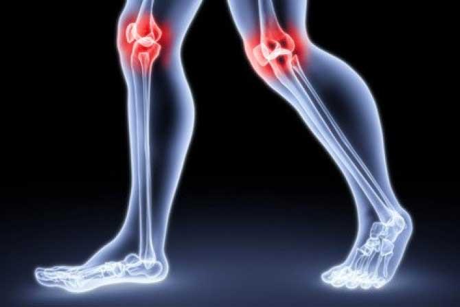 éles boka fájdalom járás közben