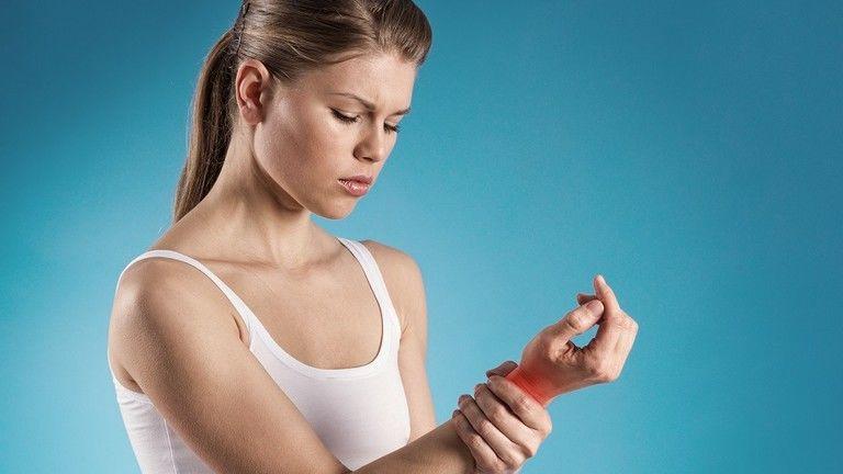 milyen ízületek fájhatnak az ujjízület akut gyulladása